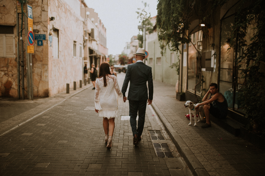 Tel Aviv Wedding Photographer